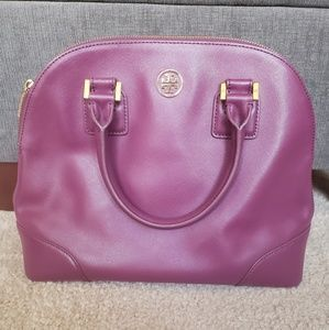 Tory burch dome handbag